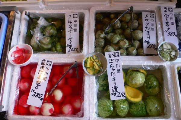 Tsukiji Market - Not Just for Fish!