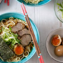 Learn to cook ramen with Yuki's Kitchen