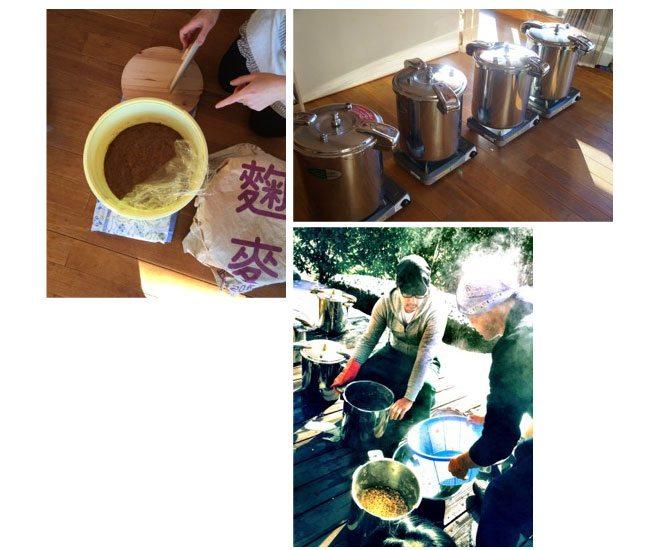 Miso Making in Yamanashi & London