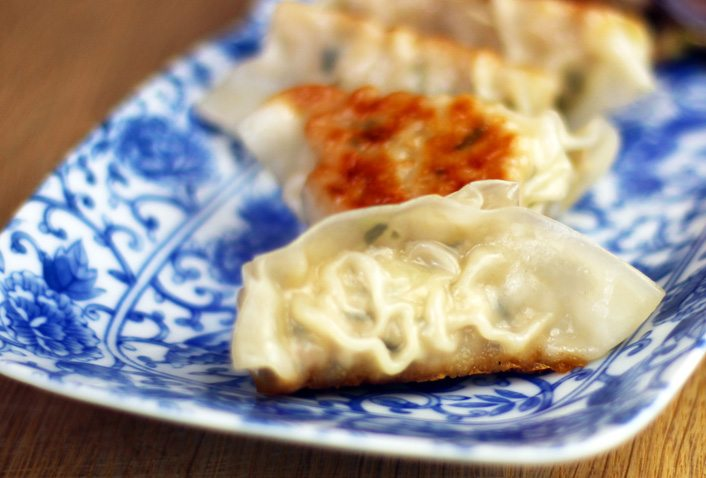 Japanese Street Food: Gyoza '3 ways' Class