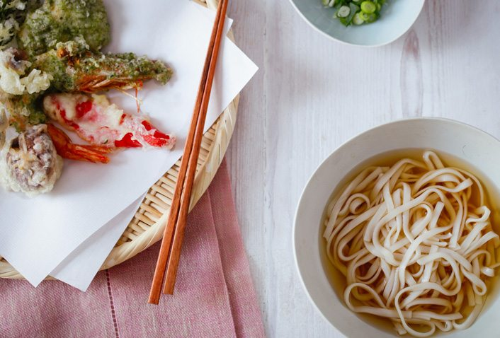 Special Workshop: Udon Noodles & Tempura