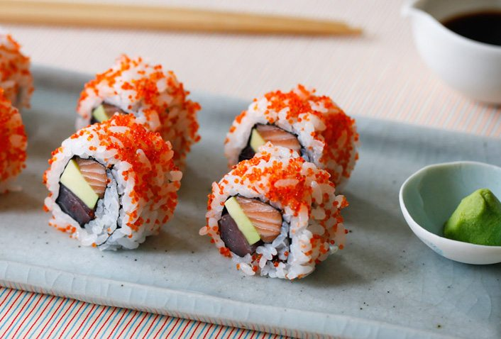 Sushi at home course