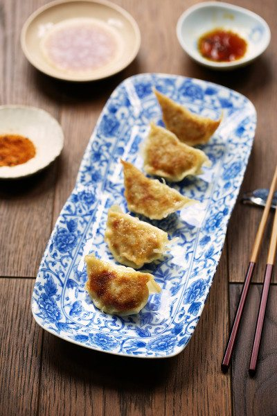 Gyoza Recipe - Step-by-Step in BBC Good Food