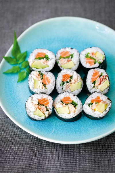 Food for Thought - Entrepreneur's Sushi Evening