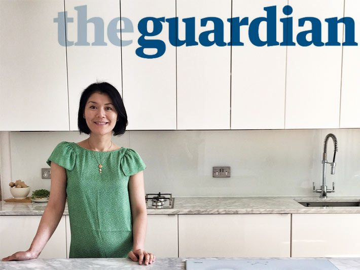 kitchen encounters a photo gallery with the guardian