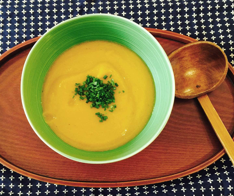 Japanese Kabocha Pumpkin Soup Recipes - Yuki's Kitchen