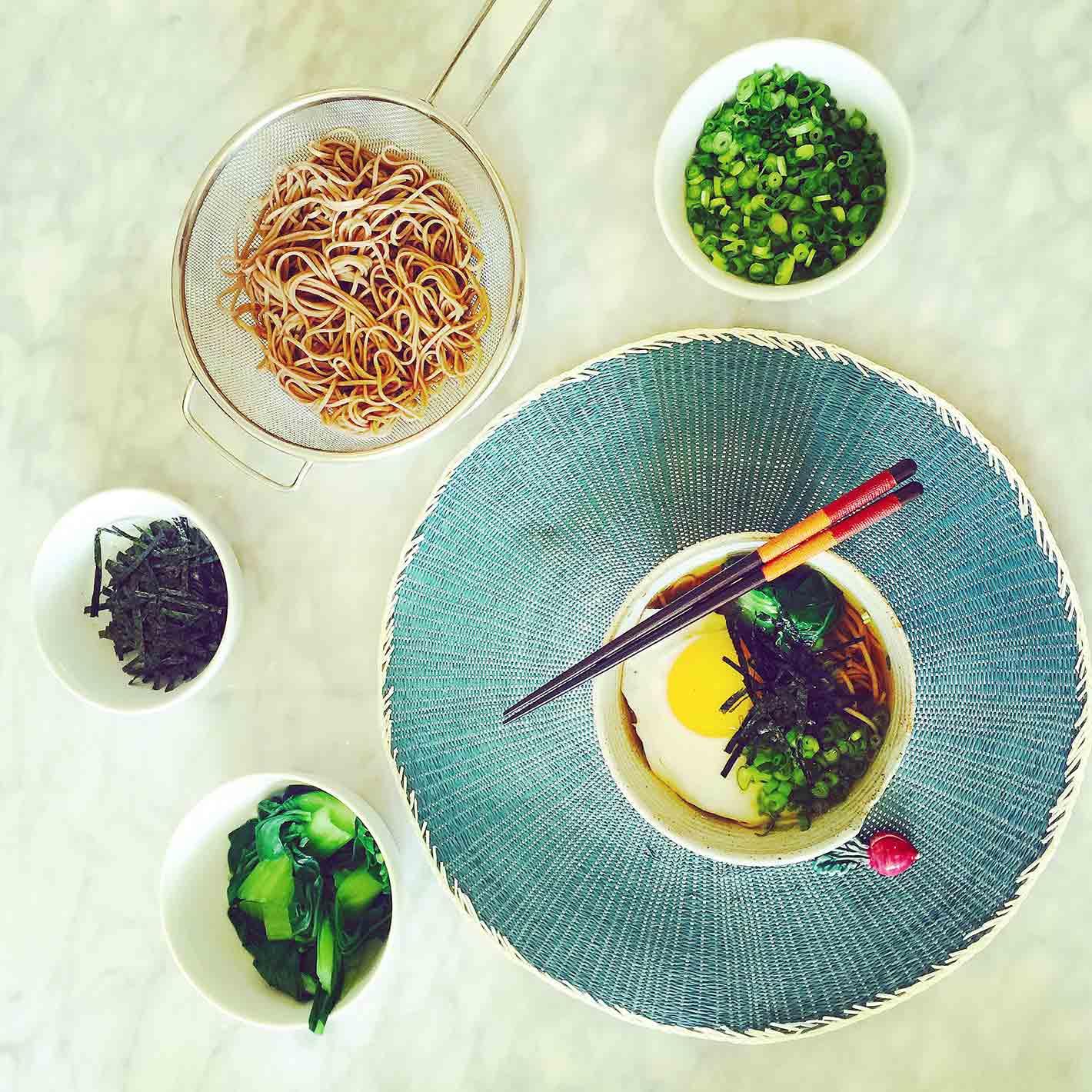 Superfood Recipes - Soba Noodles