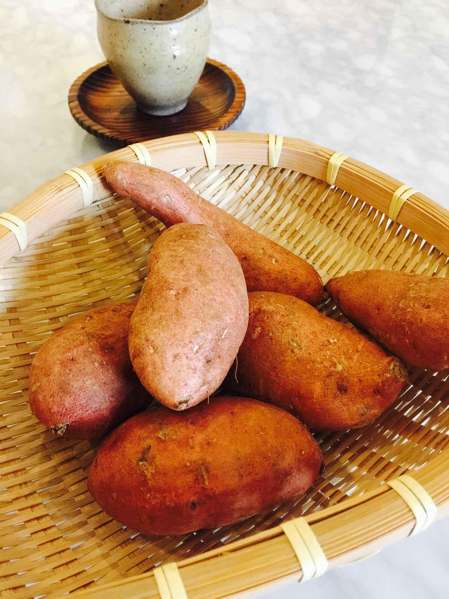 Sweet Potato Korokke - A Japanese Croquette