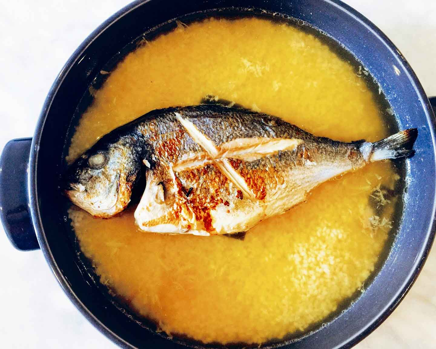 Tai Meshi - Sea Bream Recipe with Delicious Rice
