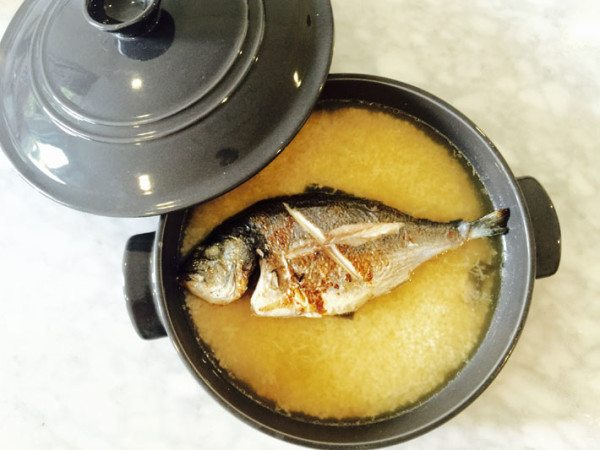 sea bream recipe from yuki's kitchen