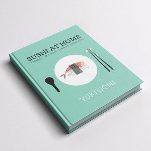 Sushi-At-Home-Book