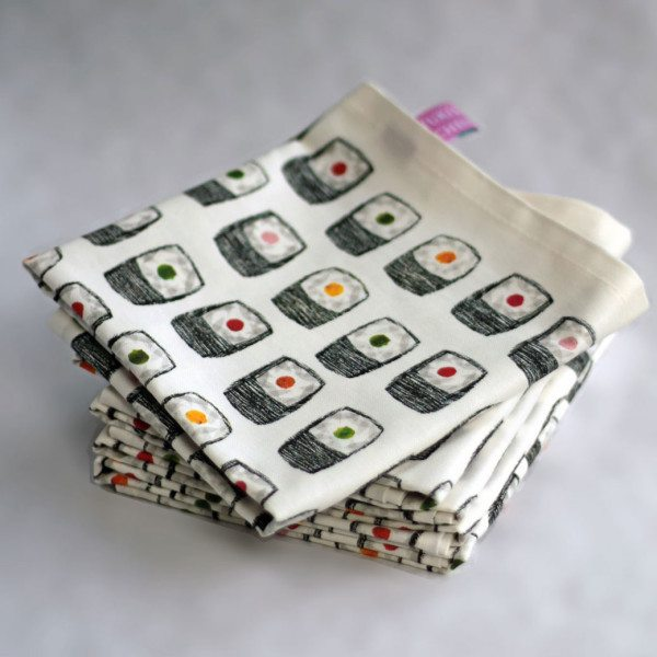 Sushi_Themed_Tea_Towel